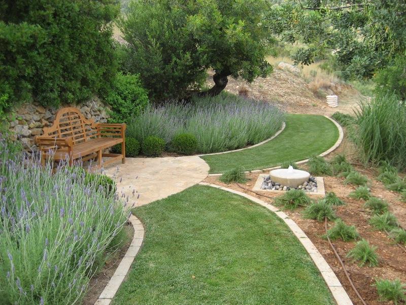 Jacquie Gordon Garden Design Gallery Lutyens Style